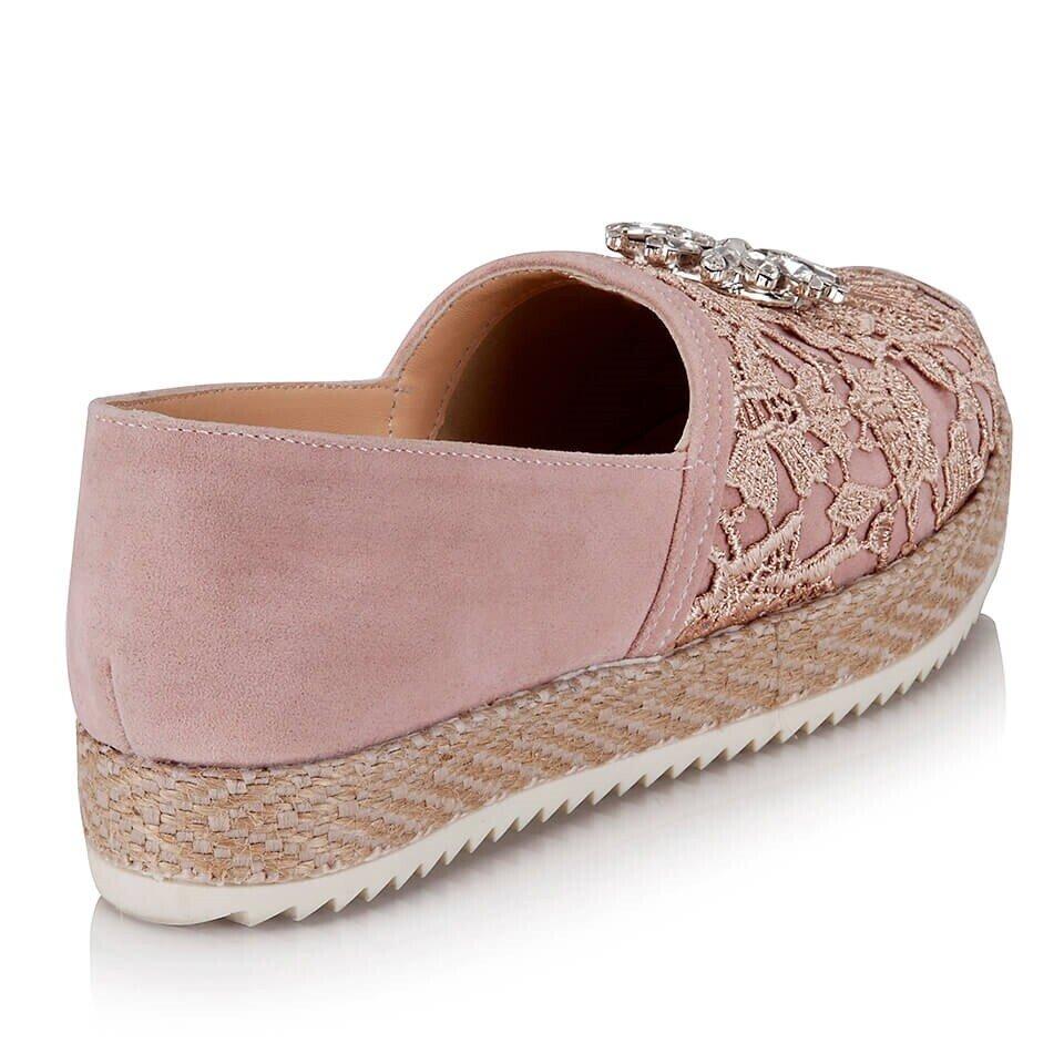 resm  Pudra Kadın Düz Ayakkabı