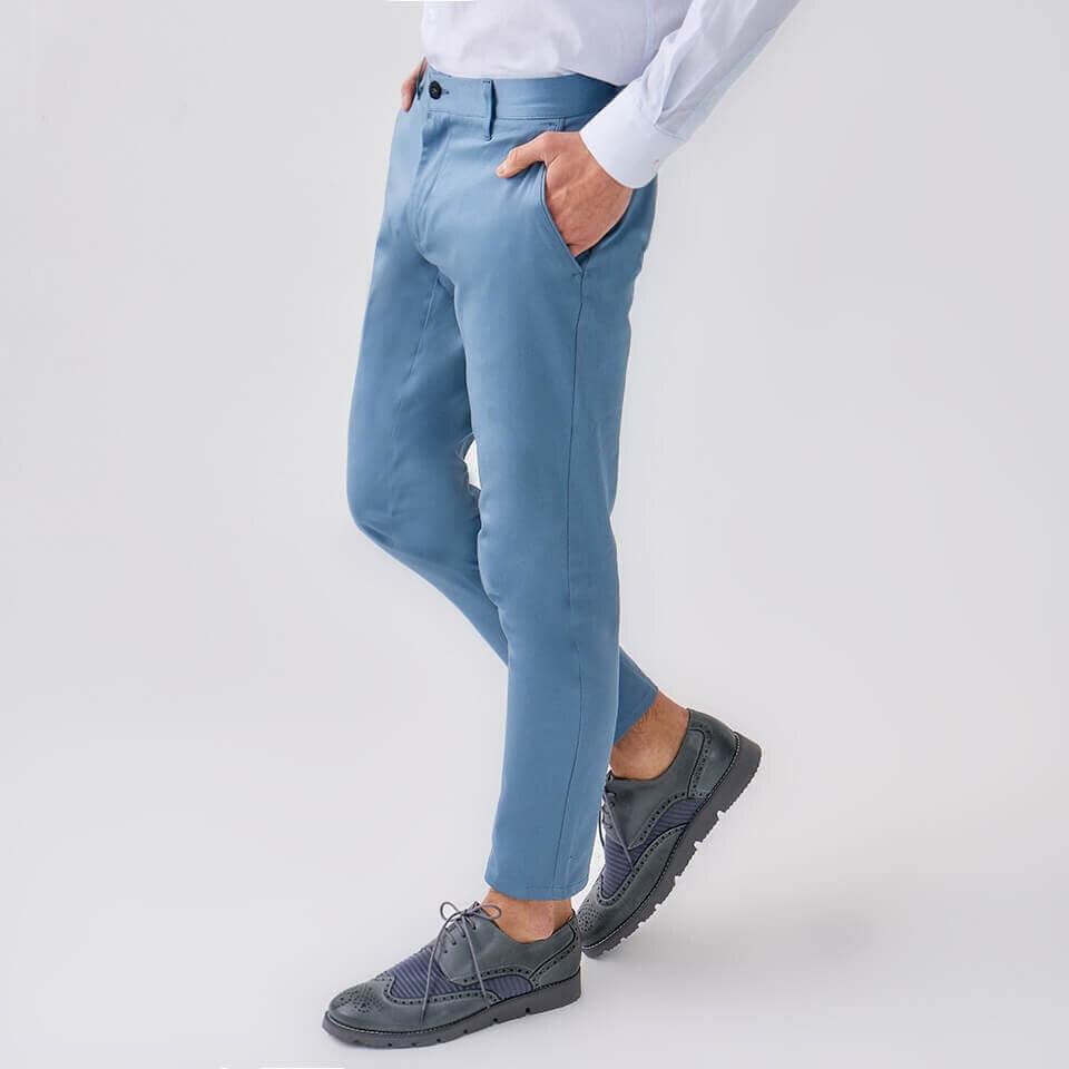 resm Hakiki Deri Gri Erkek Günlük Ayakkabı