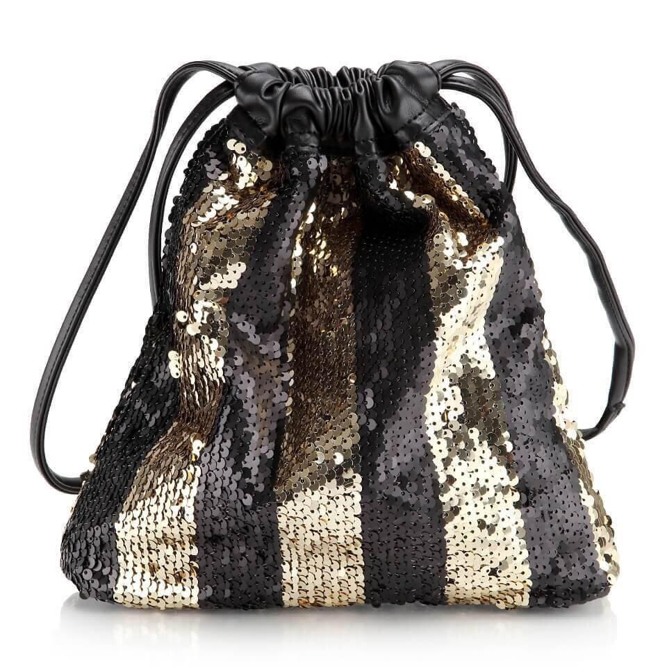 resm Tekstil Siyah Kadın
