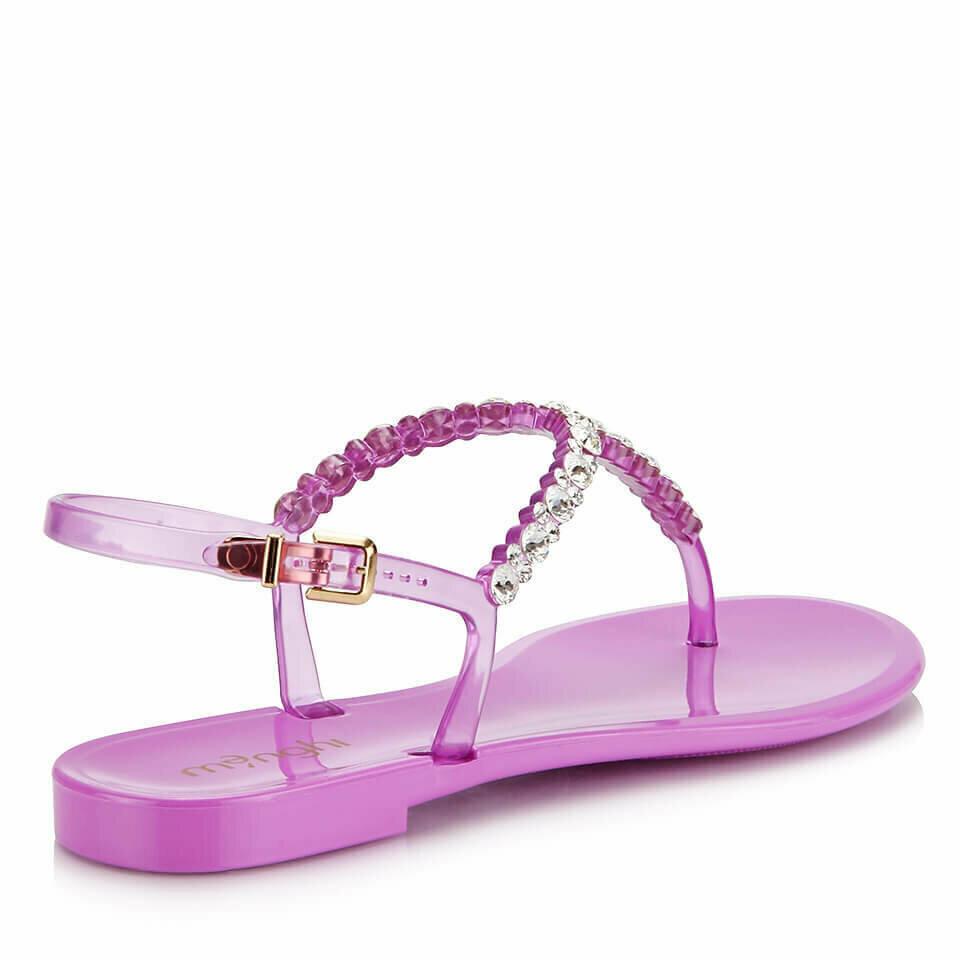 resm  Fuşya Kadın Düz sandalet