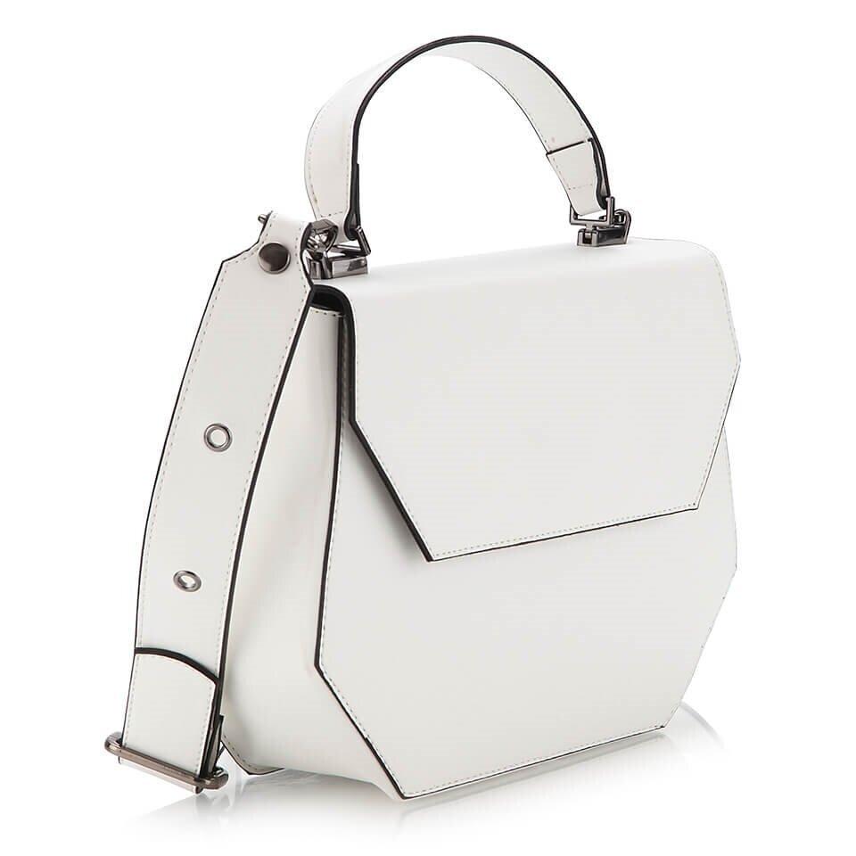 resm  Beyaz Çanta&Aksesuar Mini (Çapraz) Çanta