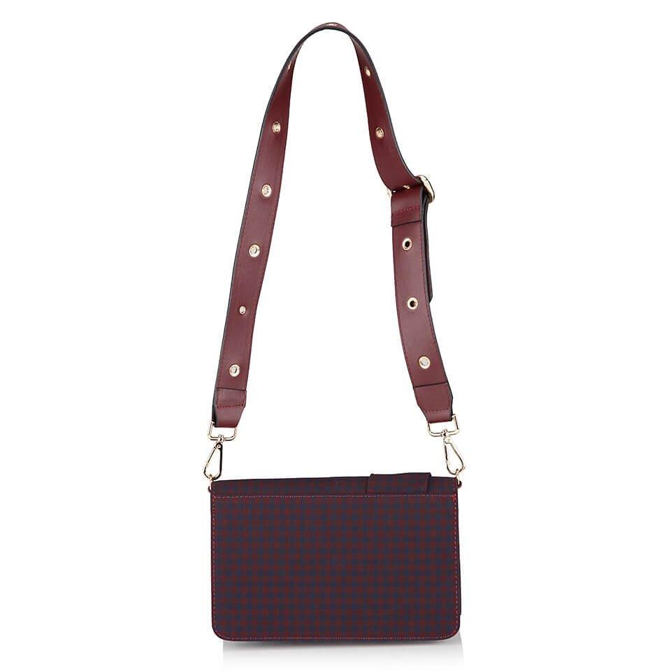 resm Tekstil Bordo Çanta&Aksesuar Mini (Çapraz) Çanta