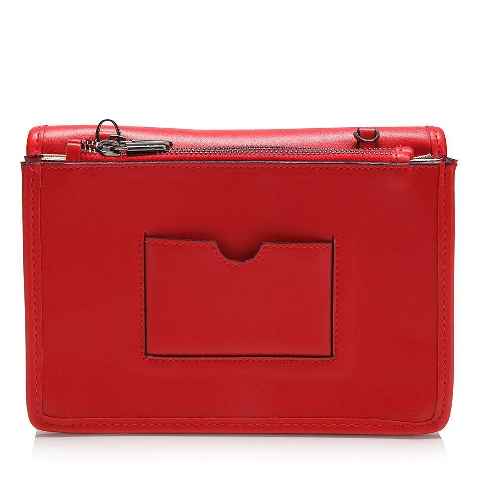 resm  Kırmızı Çanta&Aksesuar Mini (Çapraz) Çanta