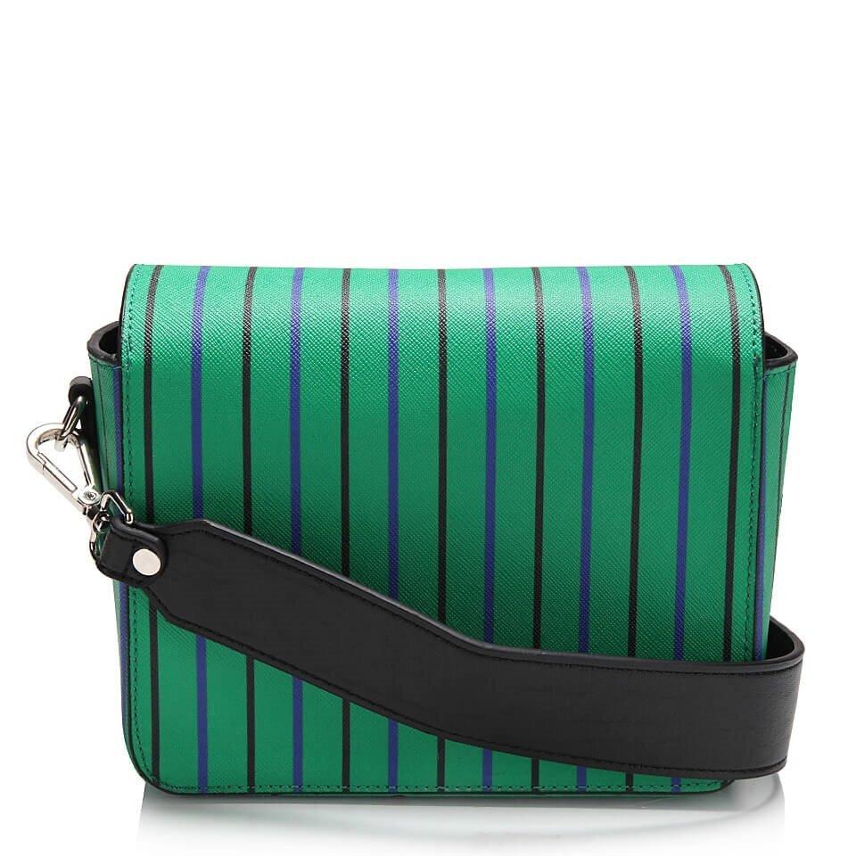 resm  Yeşil Çanta&Aksesuar Mini (Çapraz) Çanta