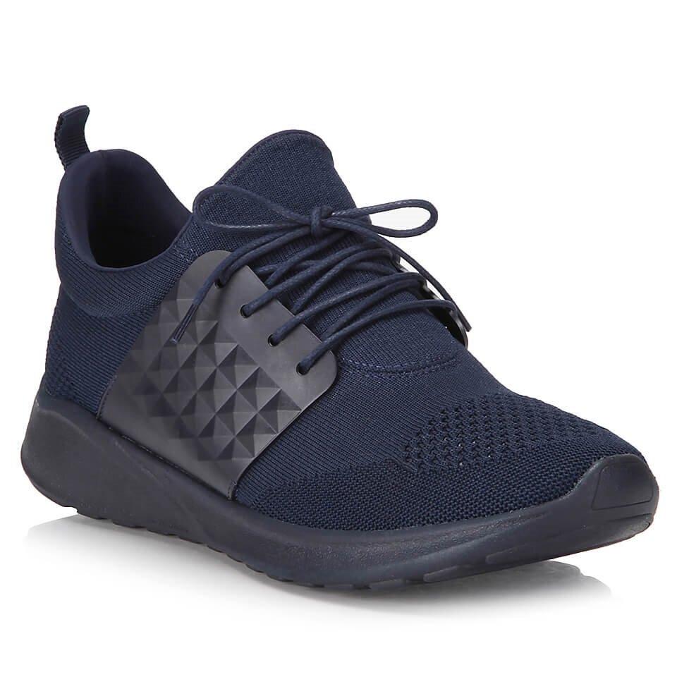 resm Tekstil Lacivert Erkek Spor Ayakkabı