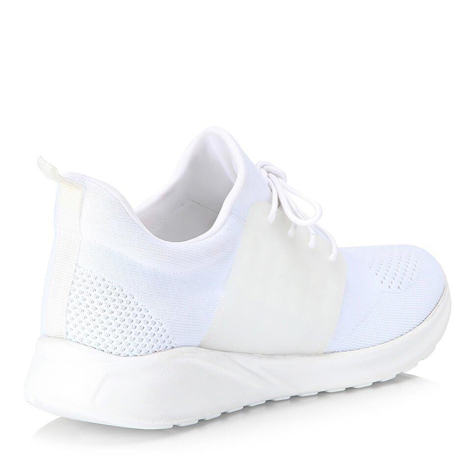 resm Tekstil Beyaz Erkek Spor Ayakkabı