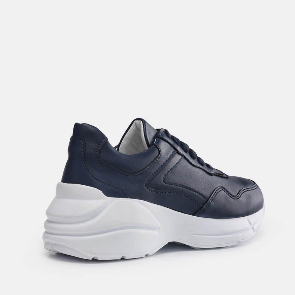 resm  Lacivert Kadın Spor ayakkabı