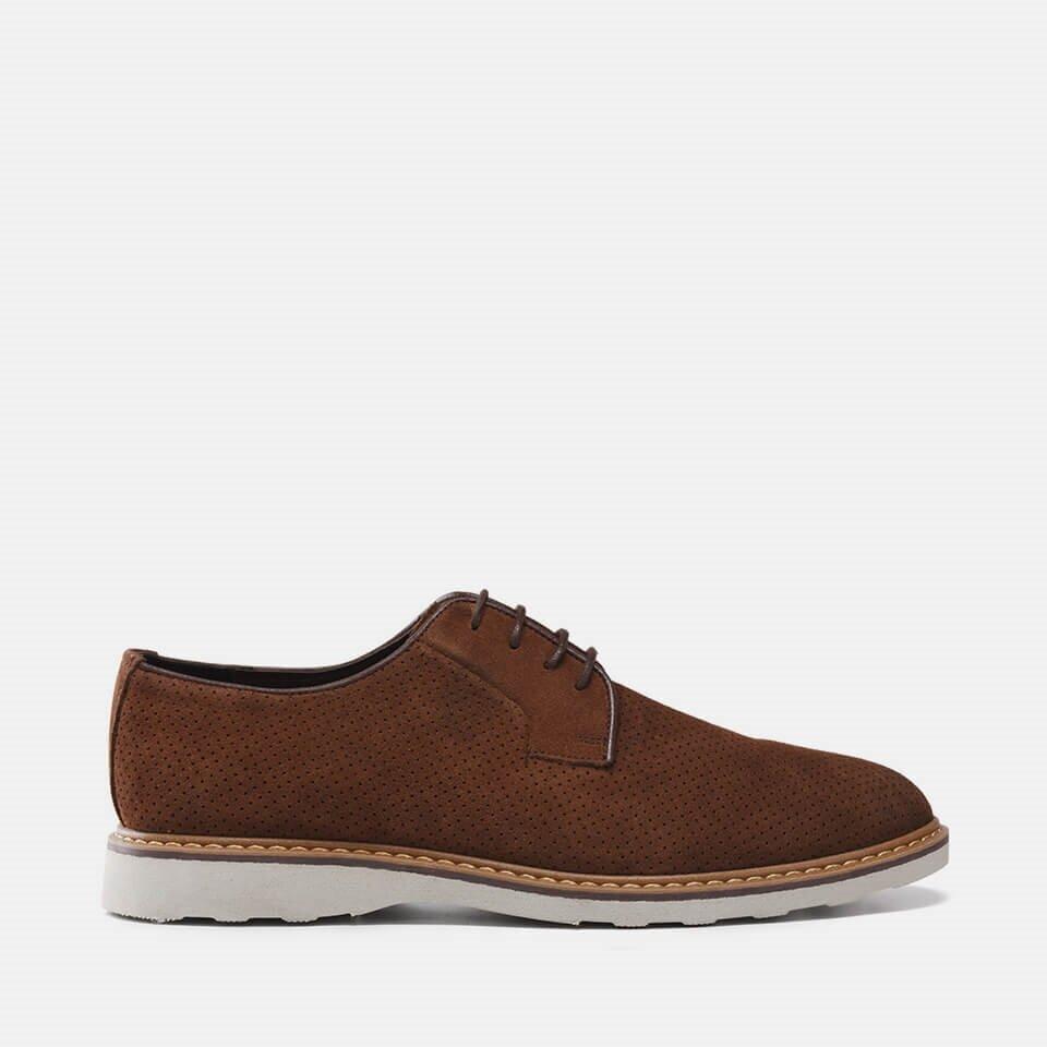 resm Hakiki Deri Tarçın Erkek Günlük Ayakkabı