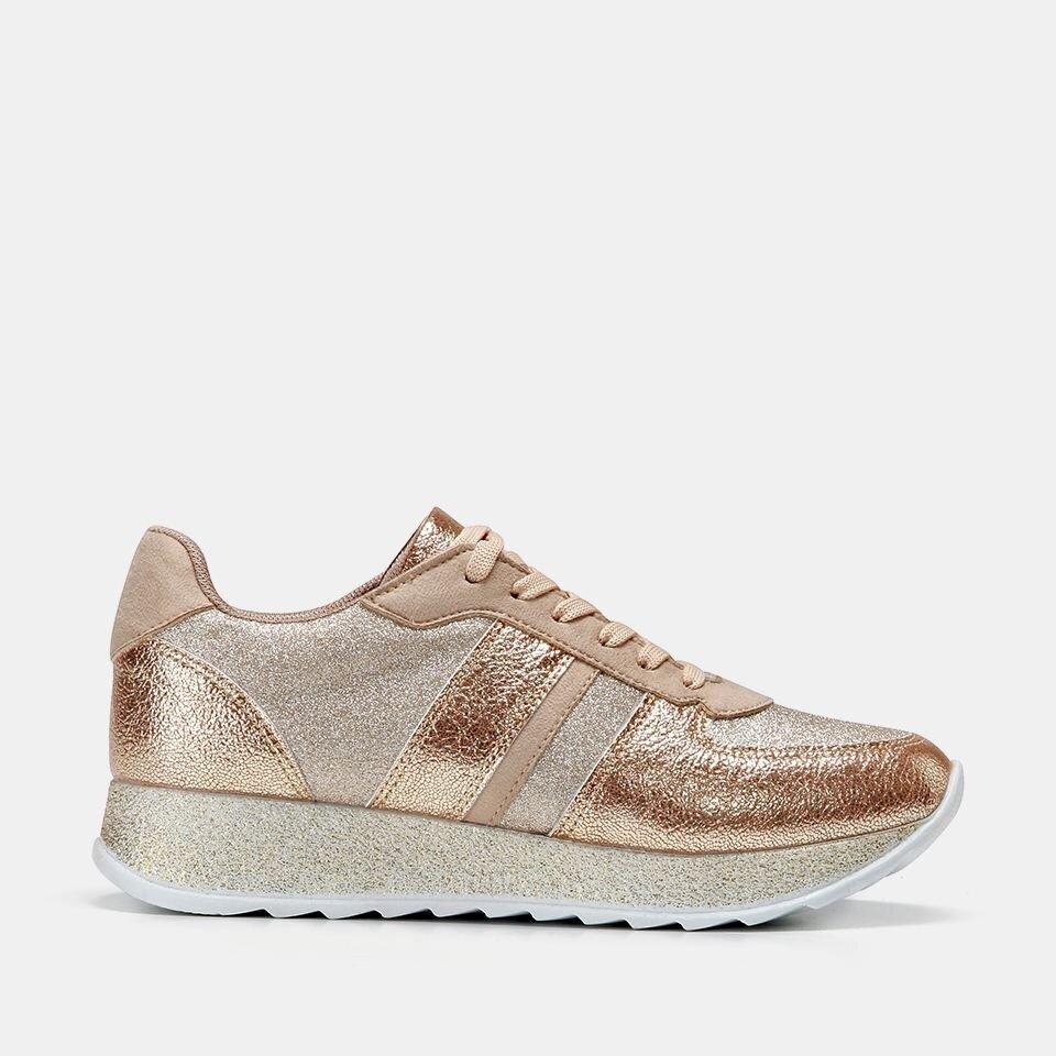 resm Tekstil Gold Kadın Spor Ayakkabı