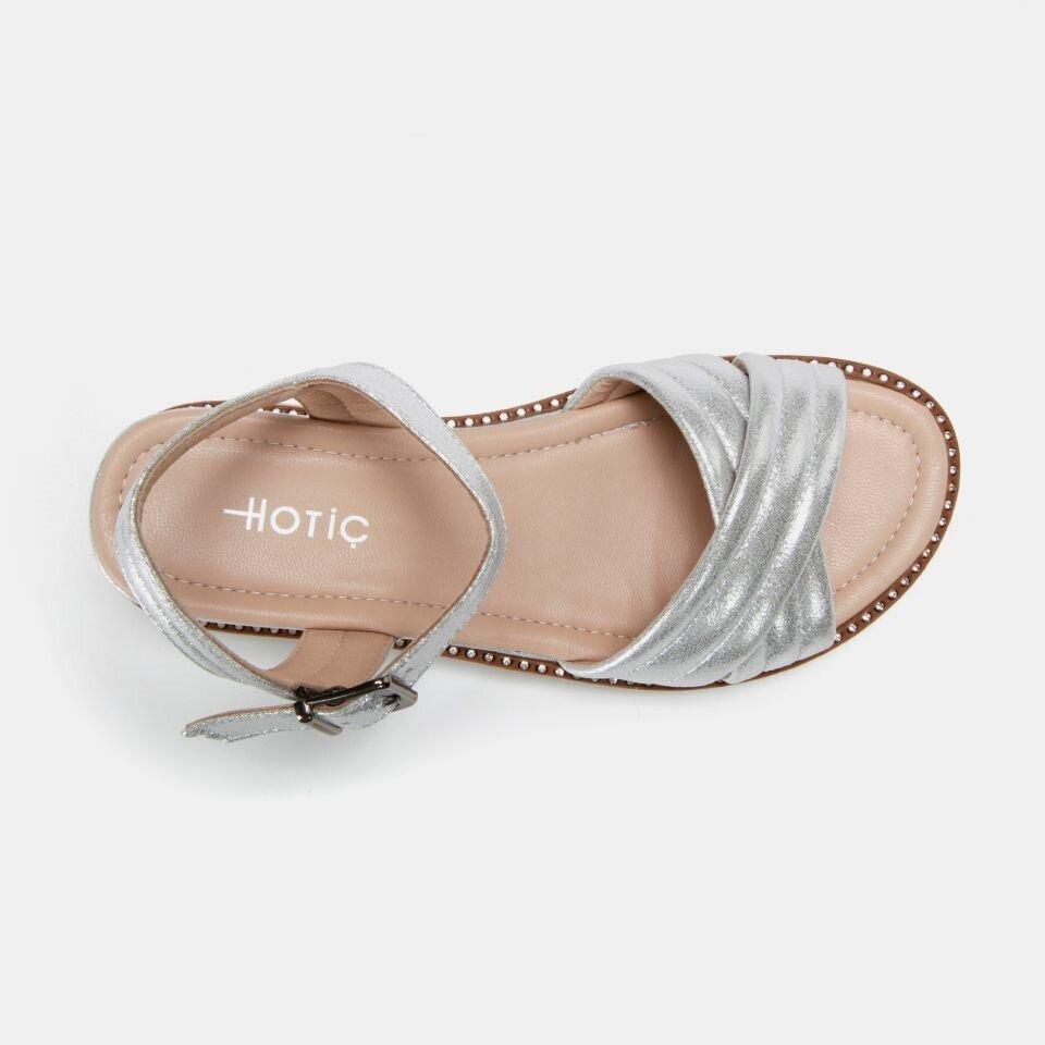 resm  Lame Kadın Düz sandalet