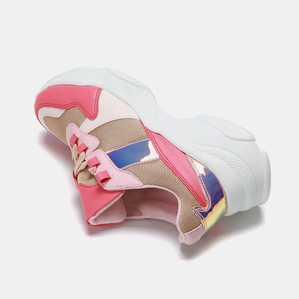 resm  Bej Kadın Spor Ayakkabı