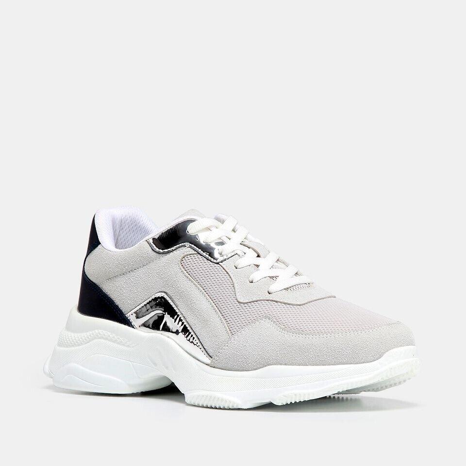 resm  Gri Erkek Spor Ayakkabı