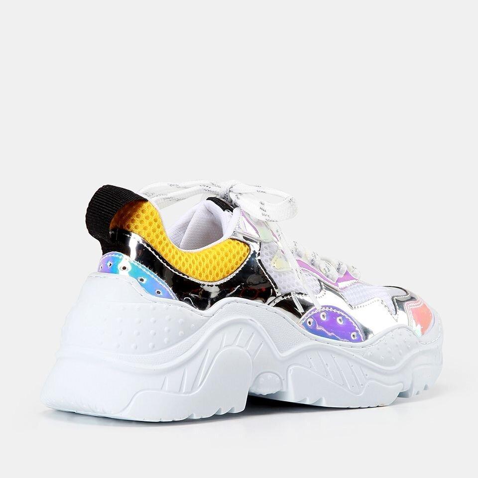 resm Tekstil Beyaz Kadın Spor Ayakkabı