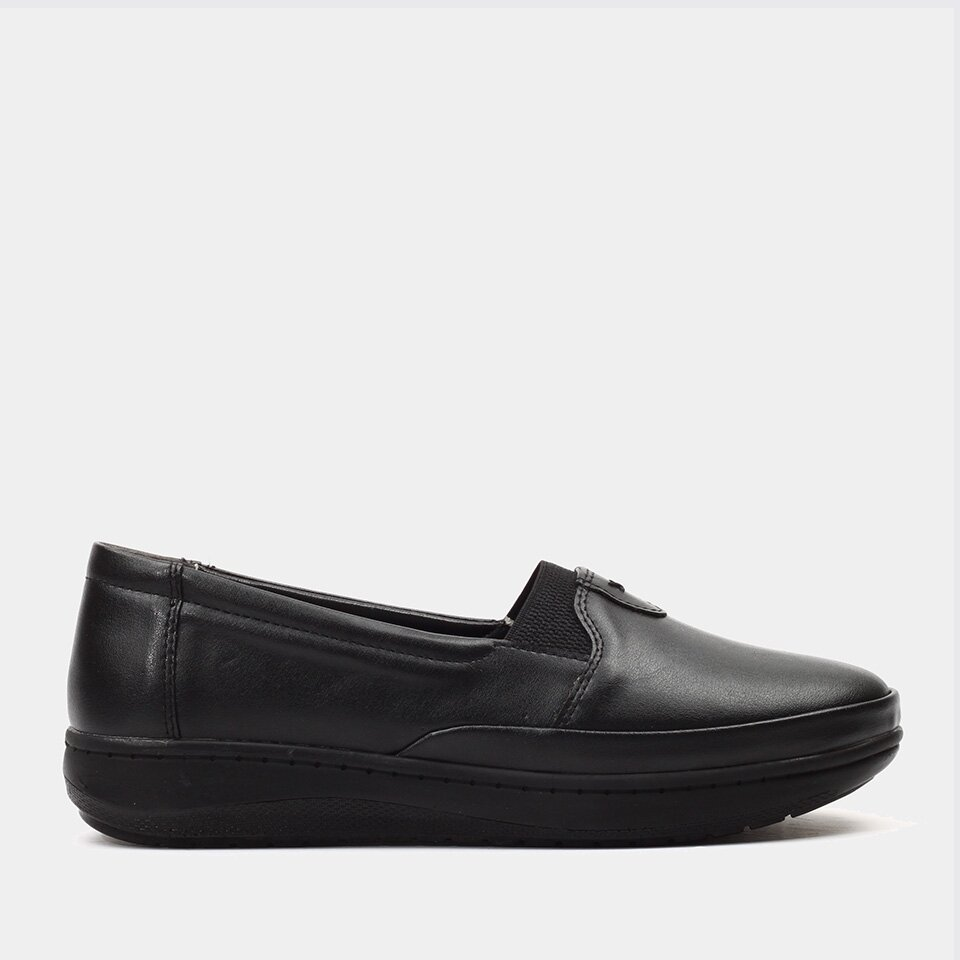 resm  Siyah Yaya Günlük Ayakkabı