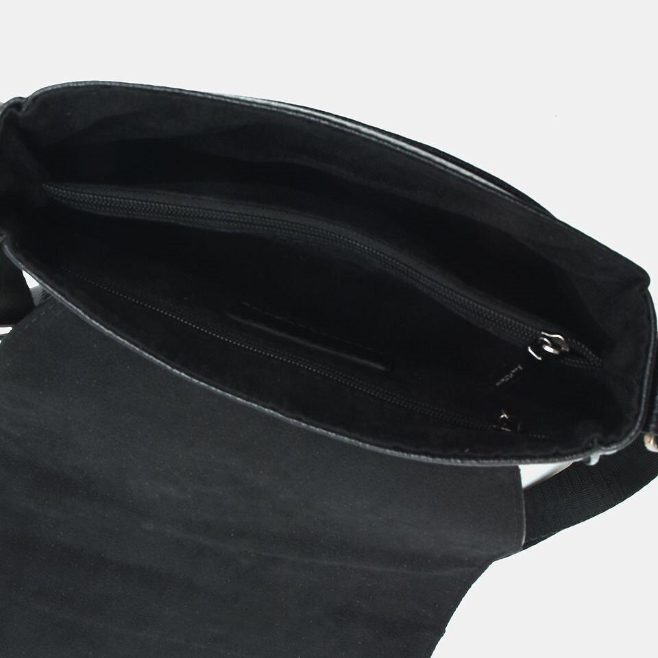 resm Hakiki Deri Siyah Erkek Çanta