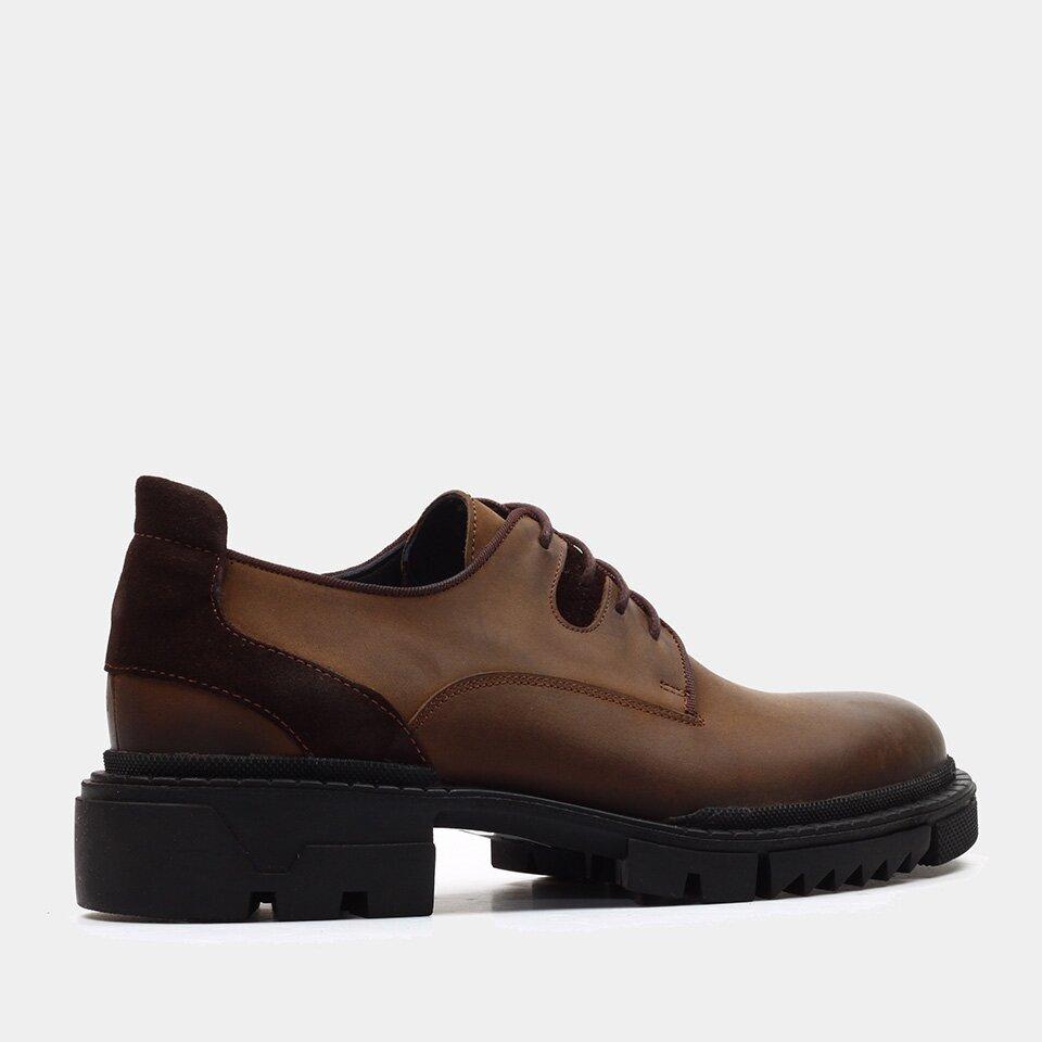 resm Hakiki Deri Kum beji Erkek Günlük Ayakkabı
