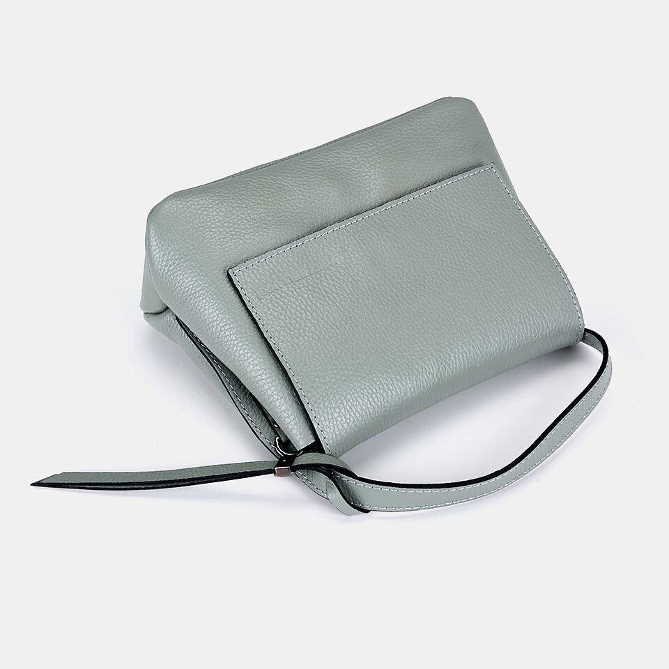resm Hakiki Deri Yeşil Çanta&Aksesuar Çanta