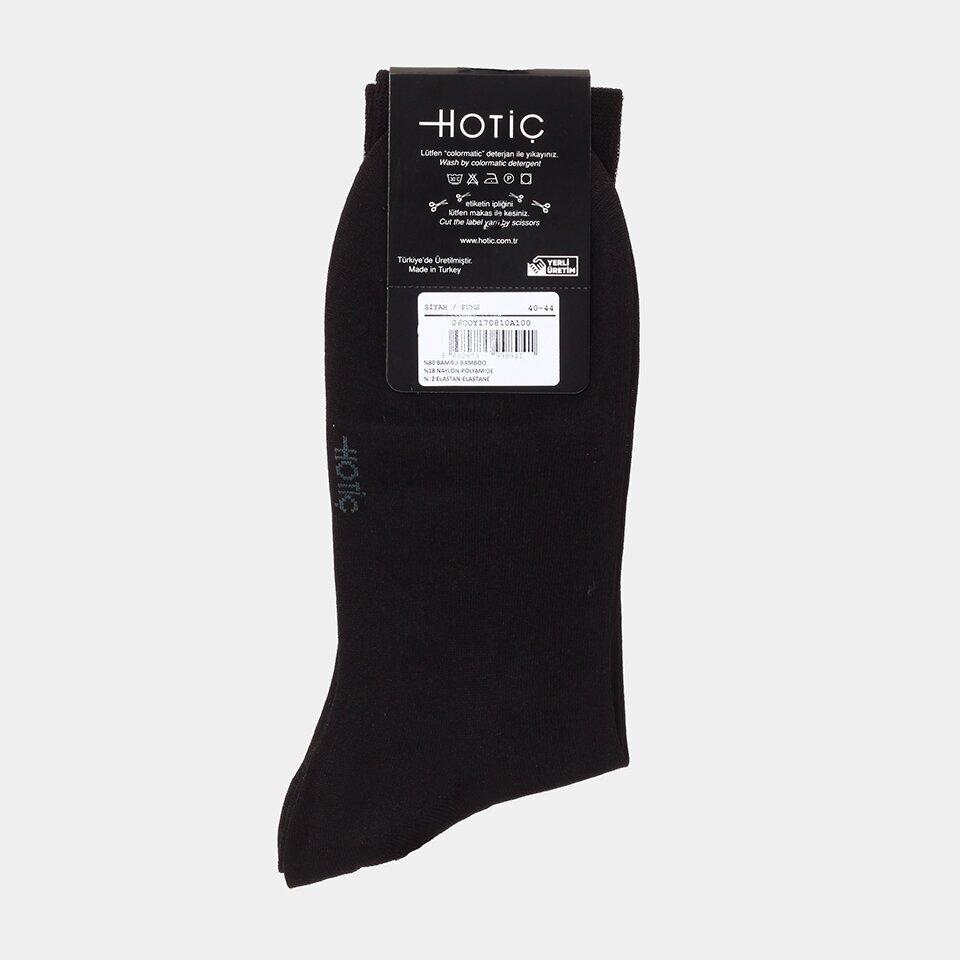 resm Bambu Siyah Erkek Çorap