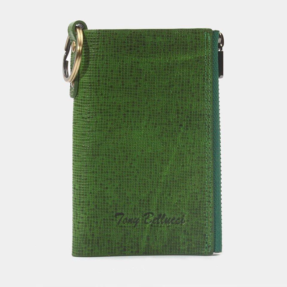 resm Hakiki Deri Yeşil Çanta&Aksesuar Cüzdan