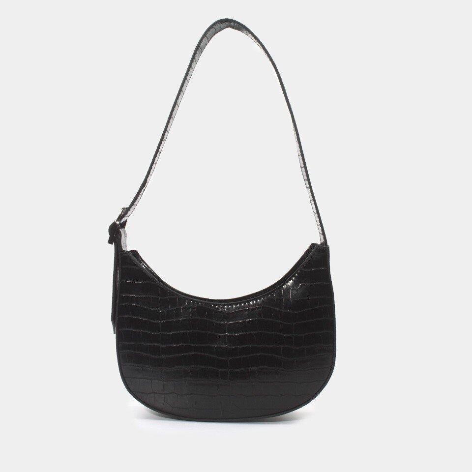 Hotiç - 03CAH172610A100 - Siyah Kadın Mini (Çapraz) Çanta