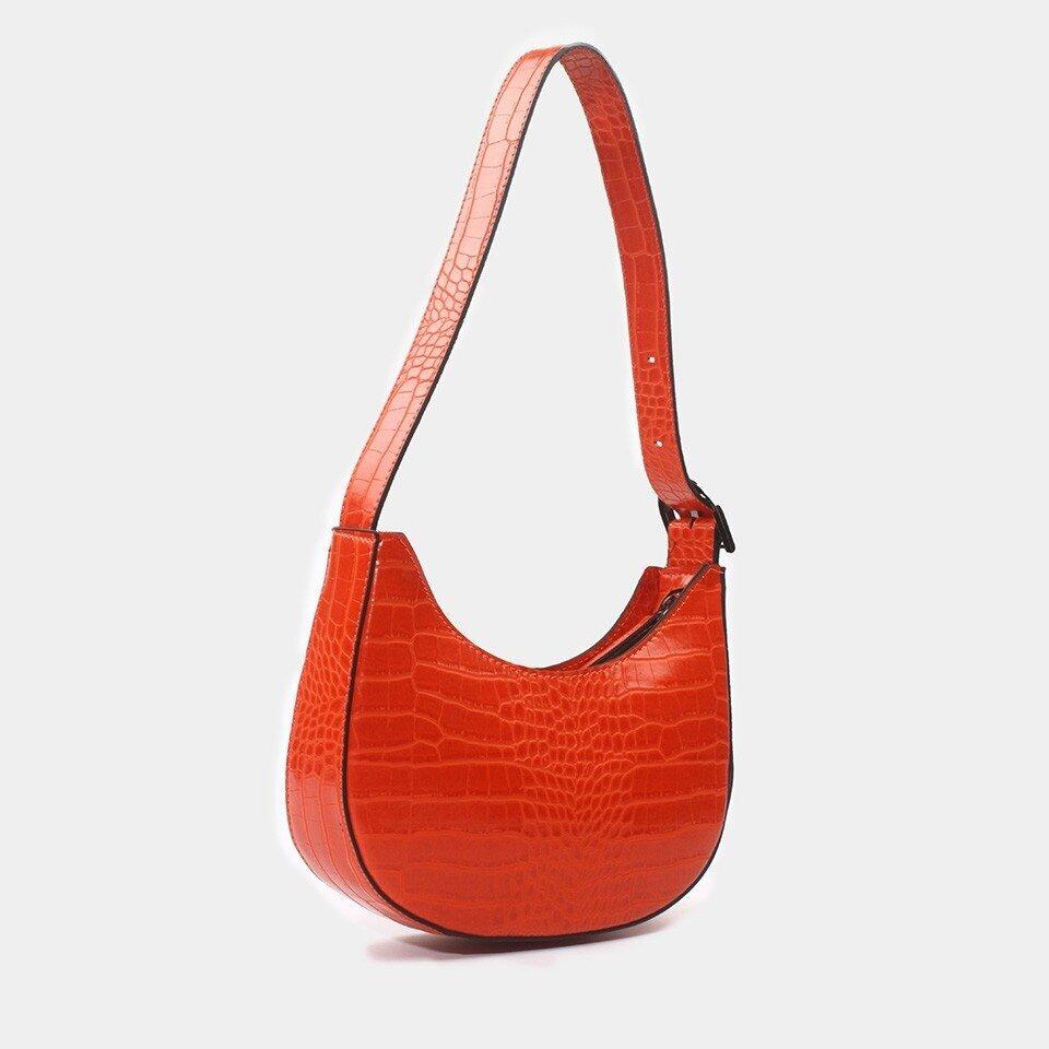 resm Turuncu Kadın Mini (Çapraz) Çanta