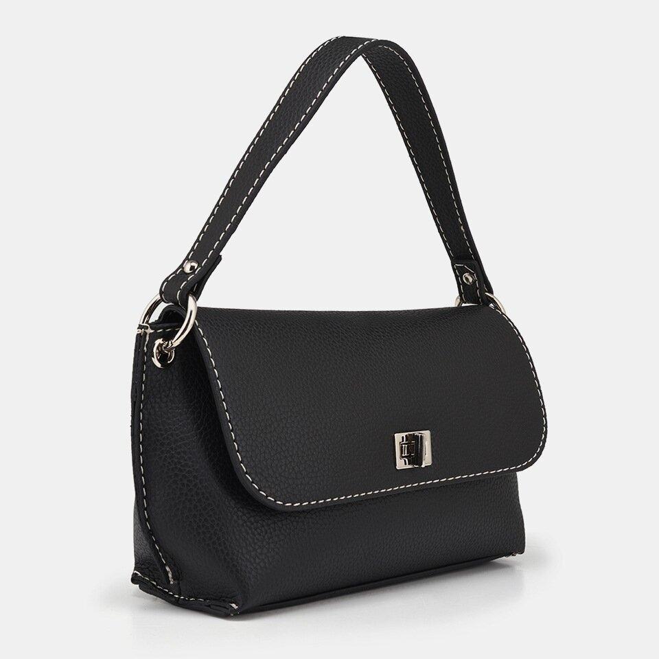 resm Siyah Kadın Mini (Çapraz) Çanta