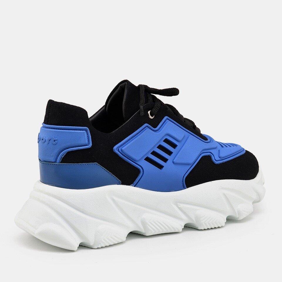 resm Tekstil Mavi Kadın Spor Ayakkabı
