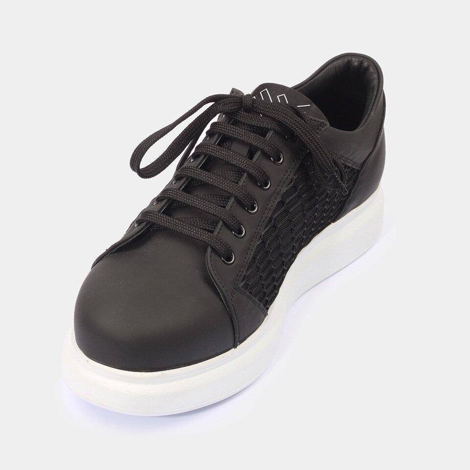resm  Siyah Erkek Spor Ayakkabı