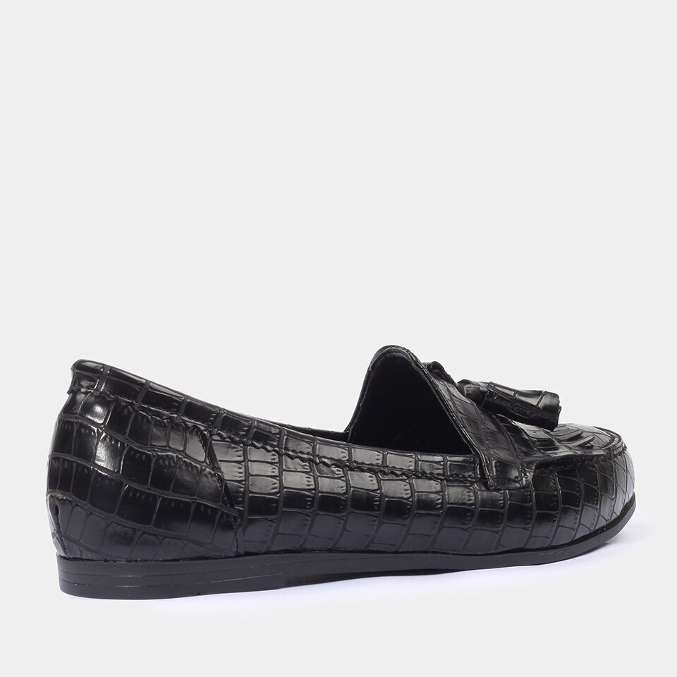 resm Yaya Kadın Siyah Günlük Ayakkabı