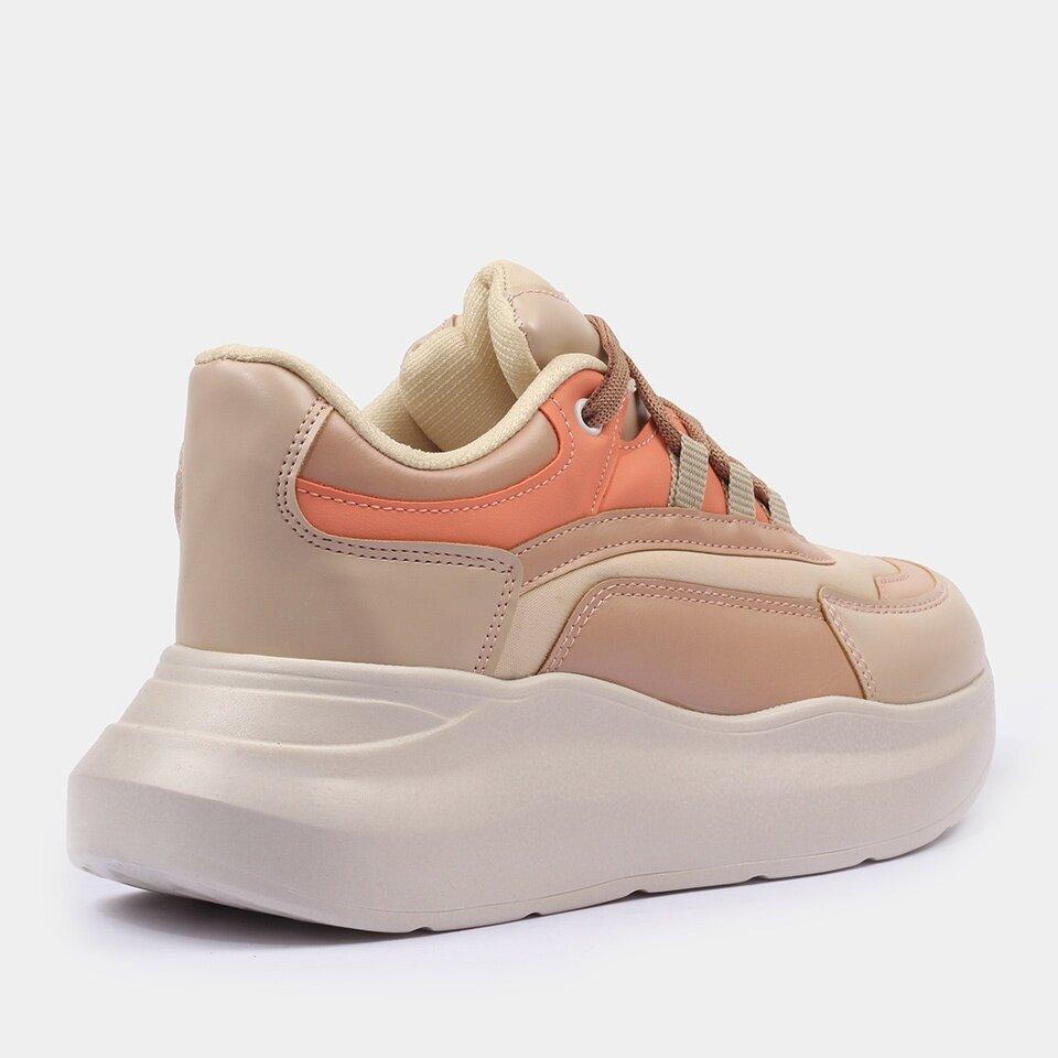 resm Bej Yaya Kadın Spor Ayakkabı