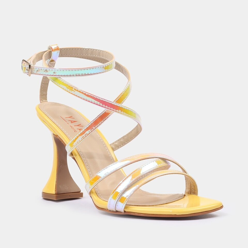 resm Sarı Yaya Kadın Sandalet