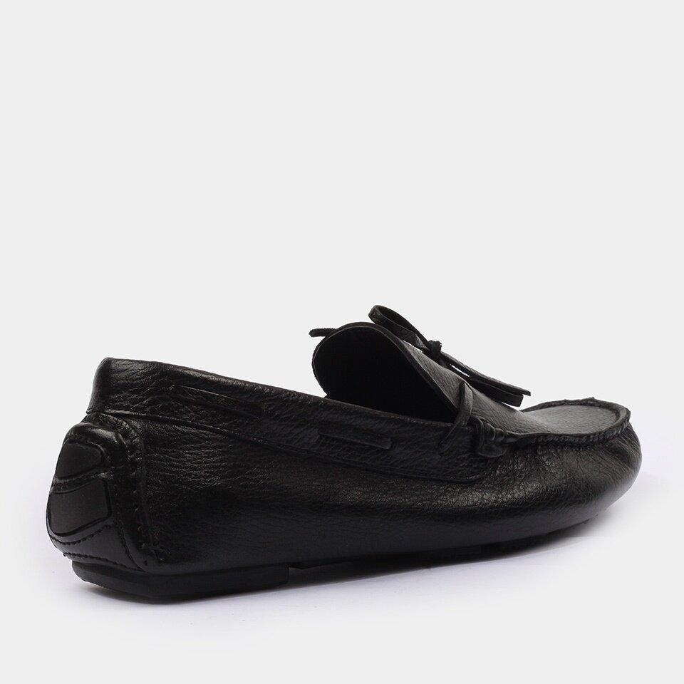 resm Siyah Erkek Loafer