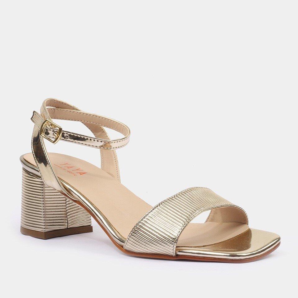 resm Gold Kadın Sandalet