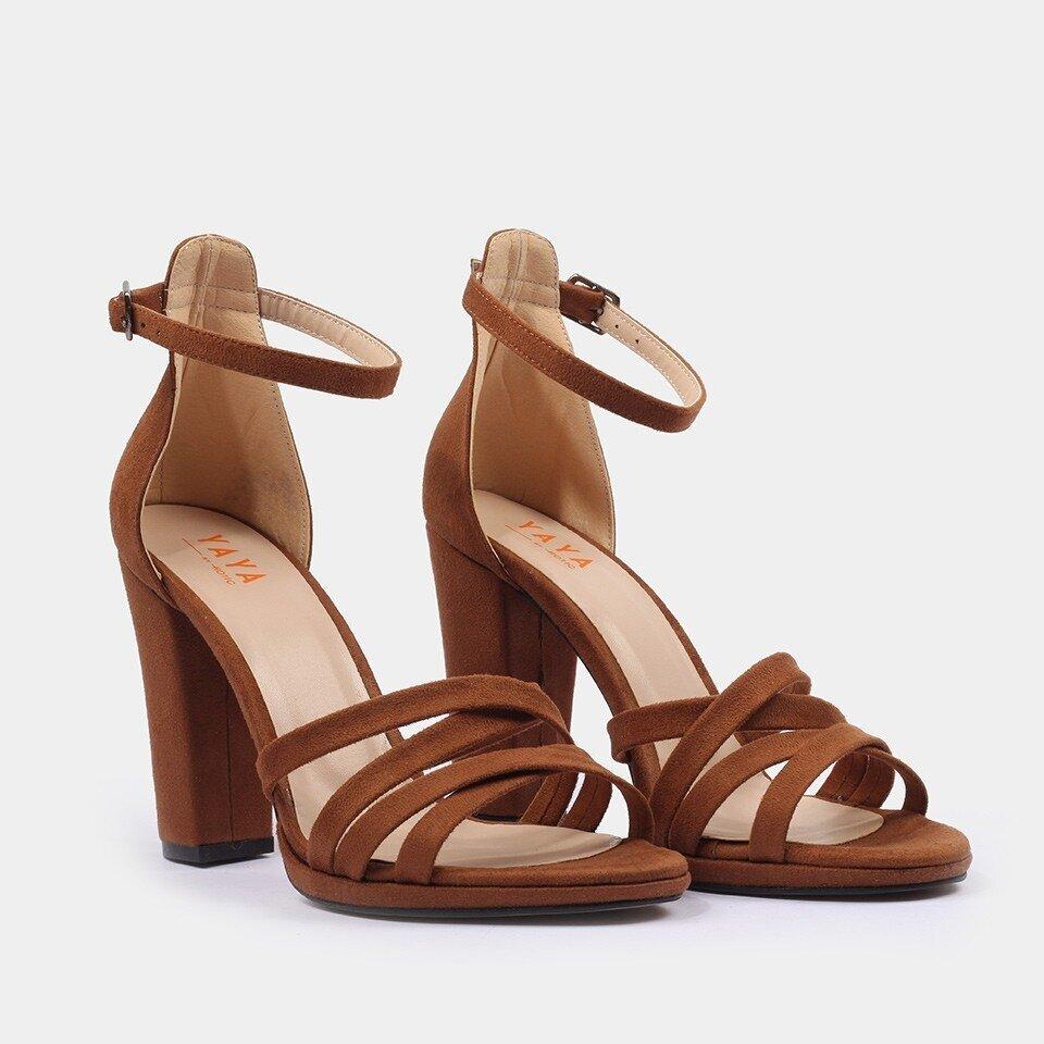 resm Taba Kadın Sandalet