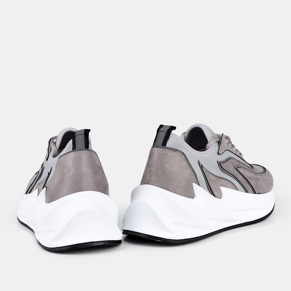 resm Gri Yaya Kadın Spor Ayakkabı