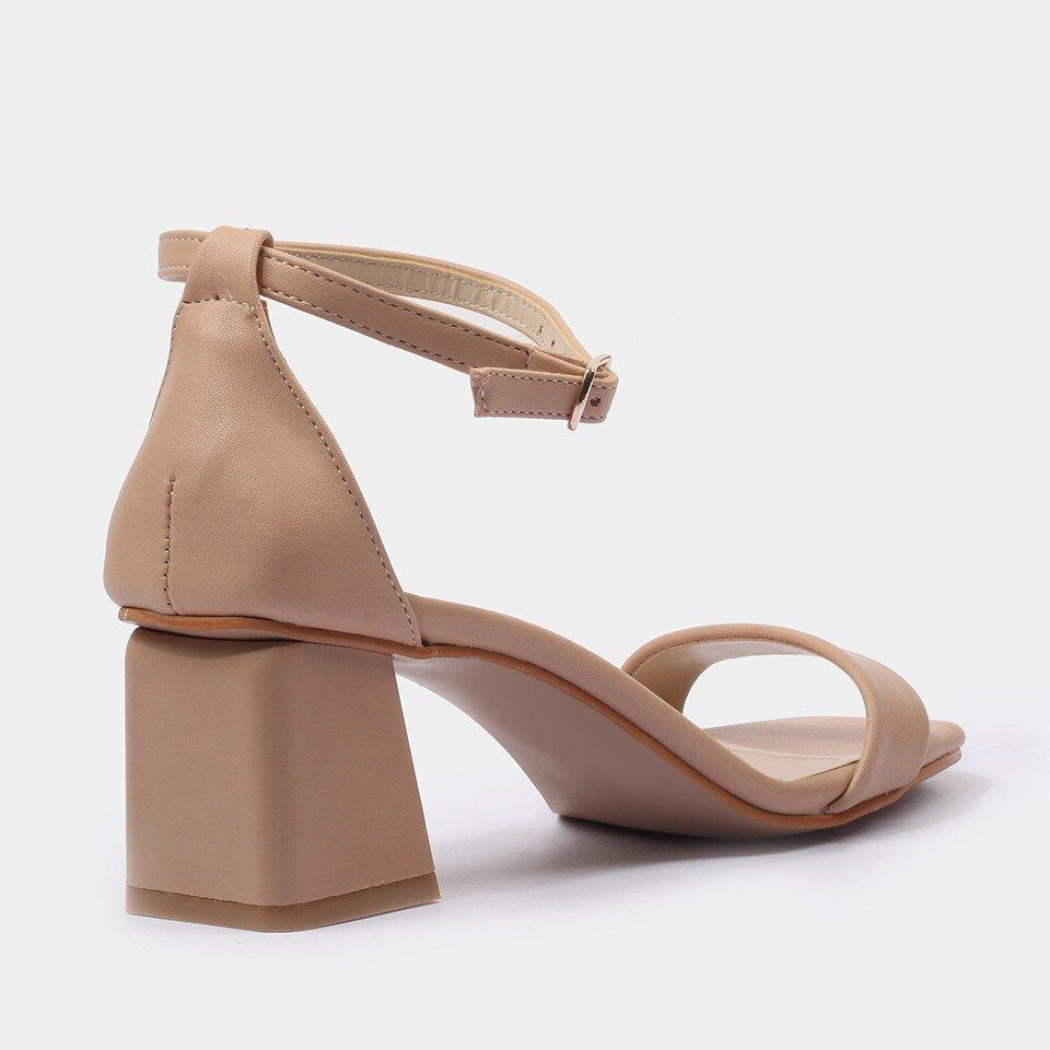 resm Pudra Kadın Sandalet