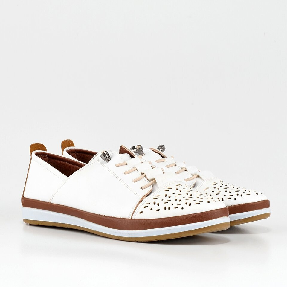 resm Beyaz Yaya Kadın Günlük Ayakkabı