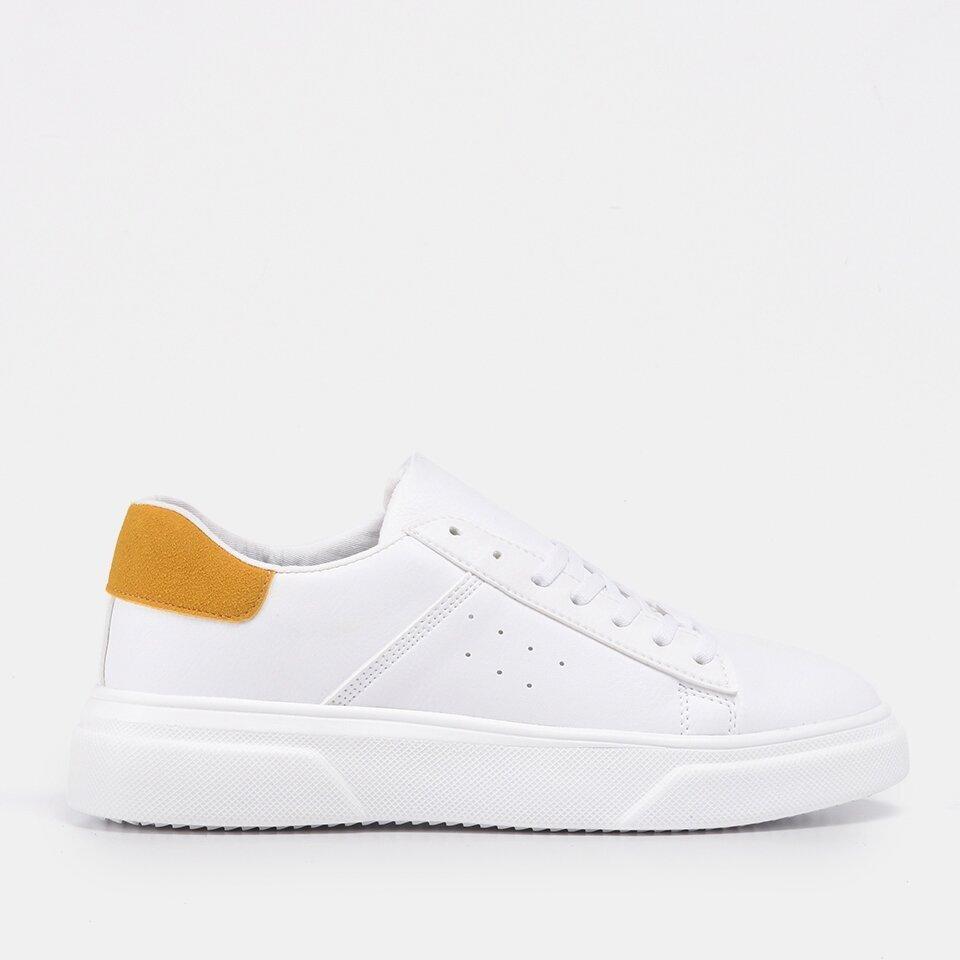 resm Beyaz Yaya Erkek Spor Ayakkabı