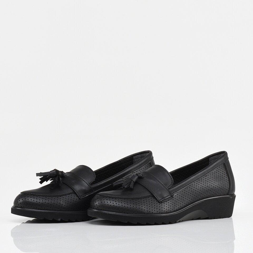 resm Siyah Kadın Loafer