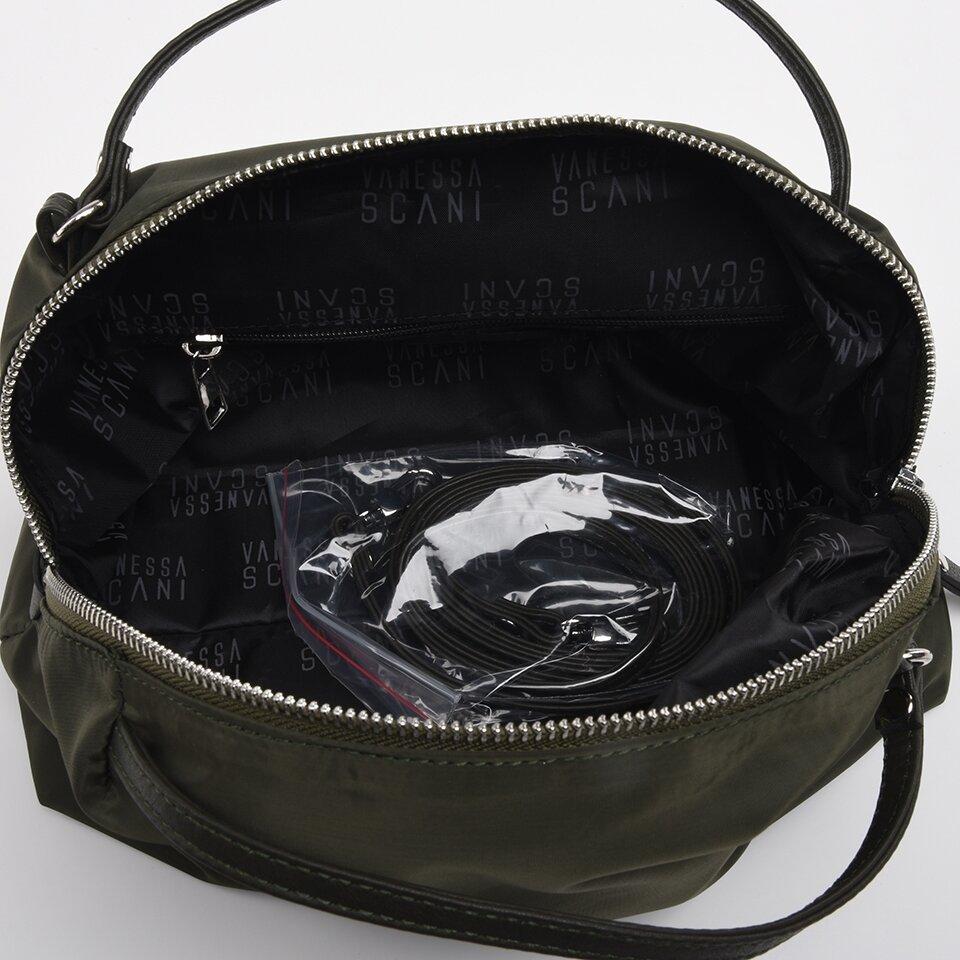 resm Hakiki Deri Haki Kadın Mini ( Çapraz) Çanta