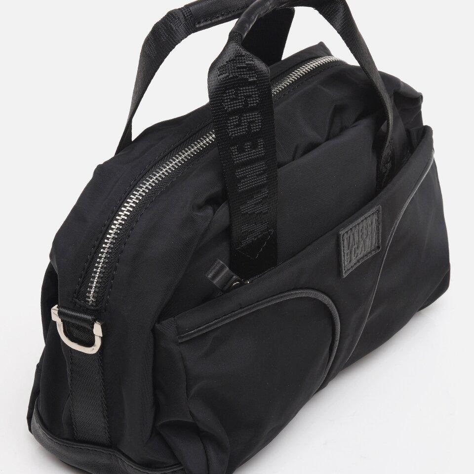 resm Hakiki Deri Siyah Kadın Mini( Çapraz)  Çanta