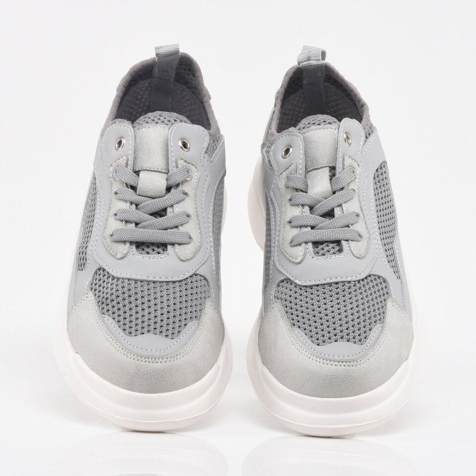 resm Gri Yaya Erkek Spor Ayakkabı