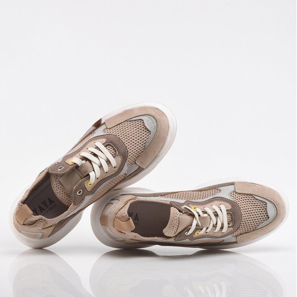 resm Bej Yaya Erkek Spor Ayakkabı