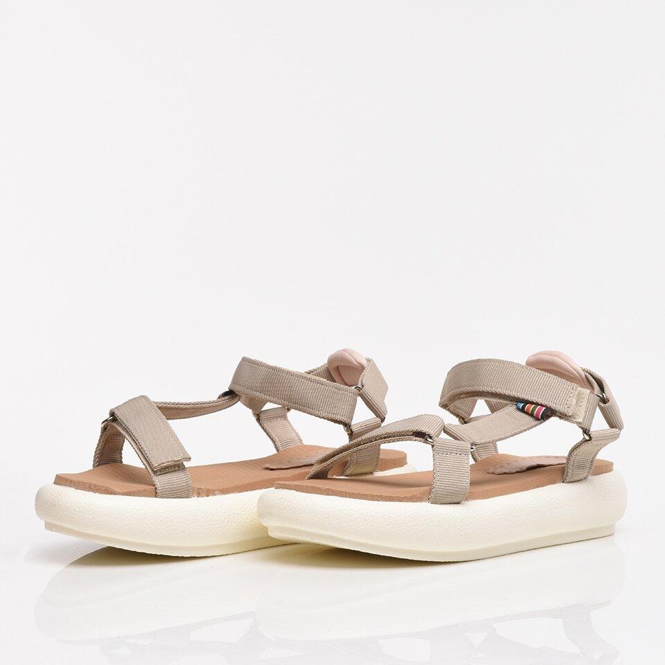 resm Bej Yaya Kadın Sandalet & Terlik