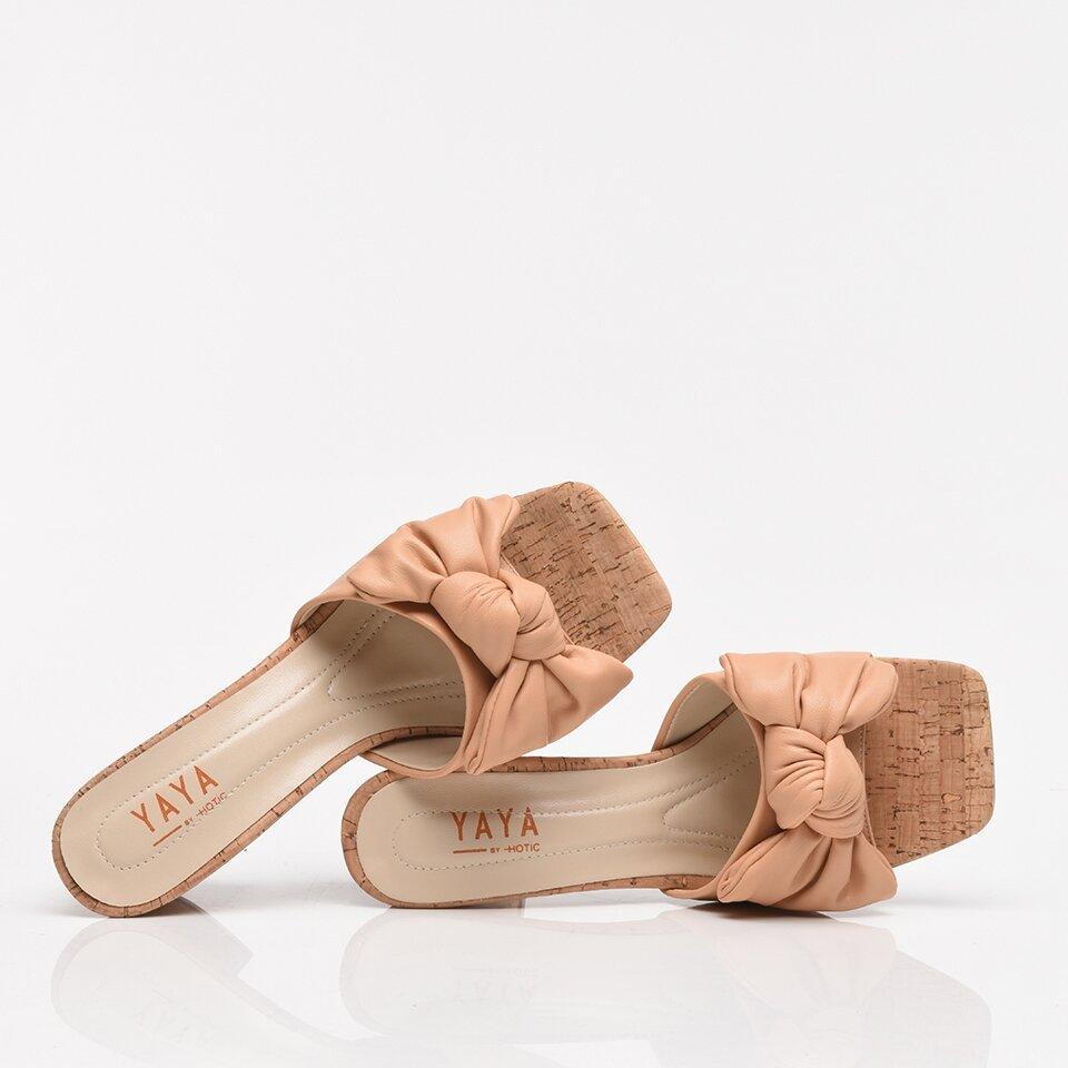resm Naturel Yaya Kadın Sandalet & Terlik