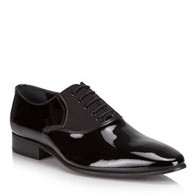Resim Hakiki Deri  Erkek Günlük Ayakkabı