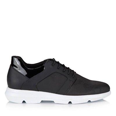 Resim  Siyah Erkek Günlük Ayakkabı