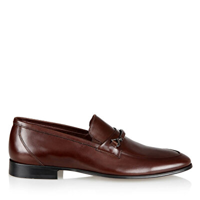Resim LUOPE KAHVE/BROWN LOAFER