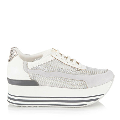 Resim  Beyaz Kadın Spor Ayakkabı