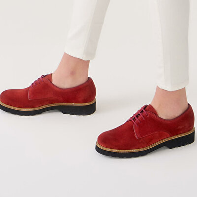Resim PİER KIRMIZI-RED OXFORD